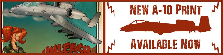 A-10 banner